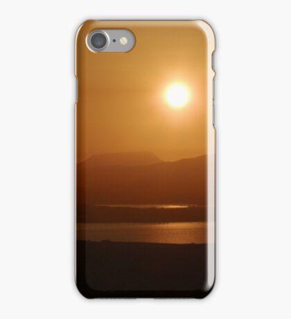 Honey Coloured Donegal Hills - Ireland iPhone Case/Skin