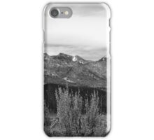 """""""Along The Fence Line"""" iPhone Case/Skin"""
