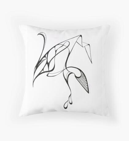beaker Throw Pillow