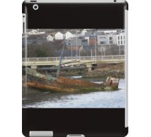 I Told you to go straight on!!!!!!!!!!!!!!!!- OOPs iPad Case/Skin
