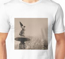 Angel of Central Park NYC Unisex T-Shirt