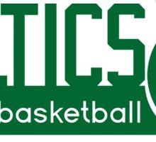 Boston Celtics Basketball NBA Sticker