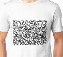 Pinocchio abstract  Unisex T-Shirt