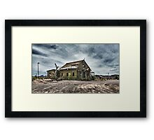 Ludlow Mansion Framed Print
