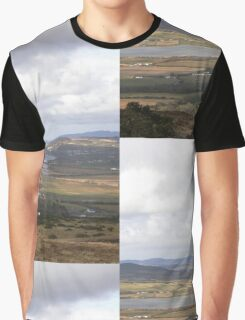Inch Island Donegal , Ireland Graphic T-Shirt