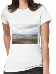 Inch Island Donegal , Ireland Womens Fitted T-Shirt