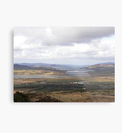 Inch Island Donegal , Ireland Metal Print