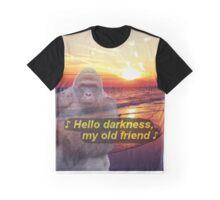 Harambe the Gorilla Graphic T-Shirt