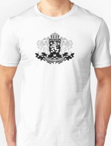 Bulgarian Crest - Black T-Shirt