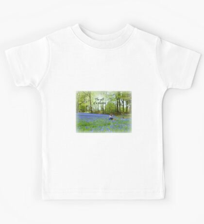 The Gift of a Photon Kids Tee