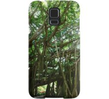 Crazy Trees Samsung Galaxy Case/Skin