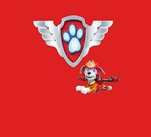 Paw Patrol Air Pups - Marshal Badge Unisex T-Shirt