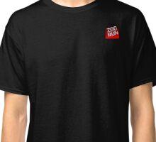 ZOO RUN Running to Save Wildlife Classic T-Shirt