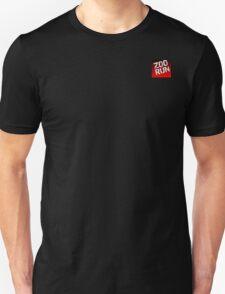 ZOO RUN Running to Save Wildlife Unisex T-Shirt