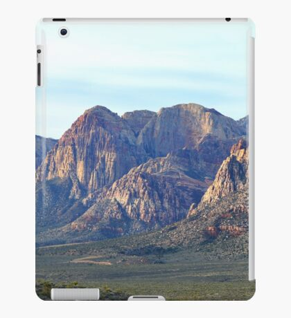 """Red Rock Canyon - Scale"" iPad Case/Skin"