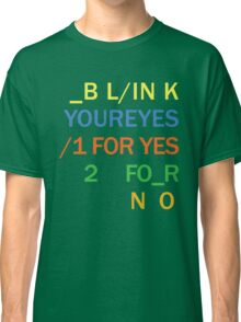 Radiohead BODYSNATCHERS Classic T-Shirt