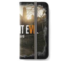 Resident Evil 7 Biohazard Standard iPhone Wallet/Case/Skin
