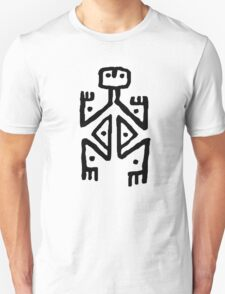 indigenous peoples drawing T-Shirt