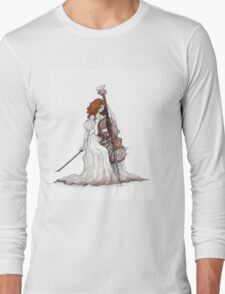 Nightmare Cello Nocturne Long Sleeve T-Shirt