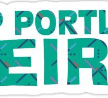 KEEP PDX WEIRD Sticker