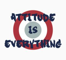 Attitude is everything One Piece - Long Sleeve