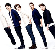 One Direction by janetnovack