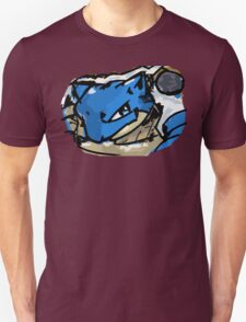 Blastoise Pokemon T-Shirt