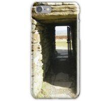 Druid Doorway - Grainan Of Aileach Fort -Donegal - Ireland iPhone Case/Skin