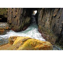 Remarkable Cave - Tasmania Photographic Print