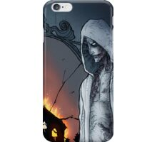 Psycho Break iPhone Case/Skin