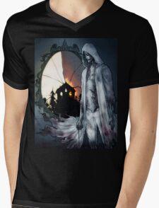 Psycho Break Mens V-Neck T-Shirt