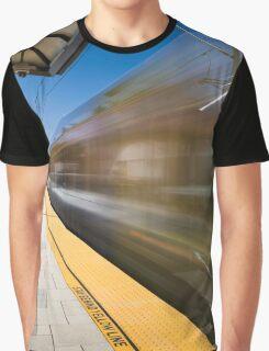 Azusa Downtown Metro Station Graphic T-Shirt