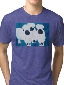 The Mod Squad Sheep Tri-blend T-Shirt