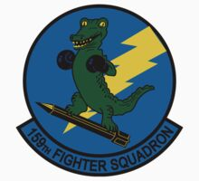 159th Fighter Squadron by VeteranGraphics