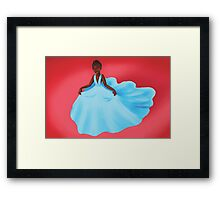 Cinderella of the Oscars Framed Print