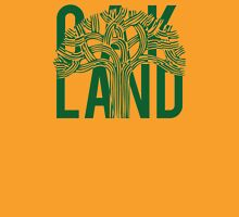 Oakland Green Unisex T-Shirt