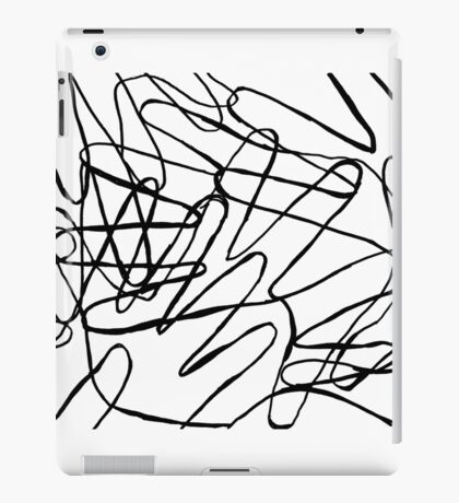Don't Touch iPad Case/Skin