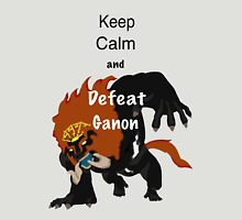 Keep calm & defeat Ganon Unisex T-Shirt