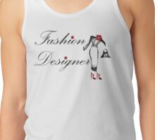 Fashion Designer Tank Top