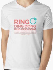 SHINee Ring Ding Dong Mens V-Neck T-Shirt