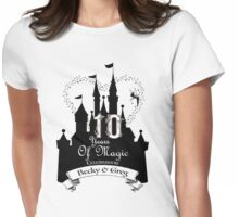 Celebrate Womens Fitted T-Shirt