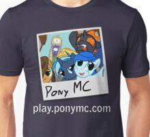 PonyMC Selfie Unisex T-Shirt