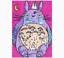 Totoro w/ background  Unisex T-Shirt