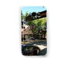 Off Good Old Coffee Street Samsung Galaxy Case/Skin