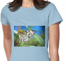 Paper Kite Butterfly Womens Fitted T-Shirt