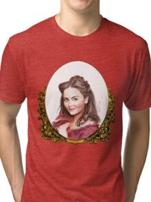 Doctor Who: Victorian Clara Oswald Tri-blend T-Shirt