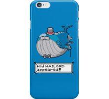 Wailsir iPhone Case/Skin
