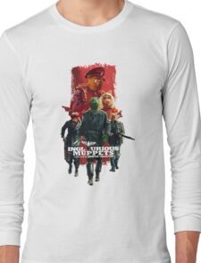 Inglorious Muppets Long Sleeve T-Shirt