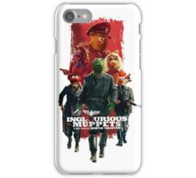 Inglorious Muppets iPhone Case/Skin