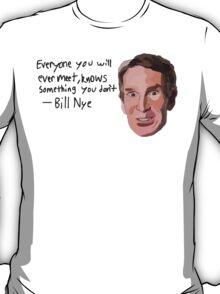 Bill Nye the shirt guy T-Shirt
